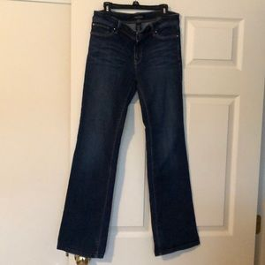 White House Black Market bootleg jeans size 4s